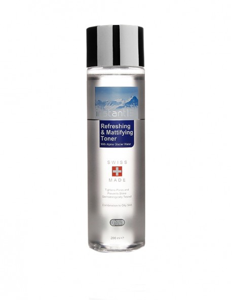 Refreshing and Mattifying Toner
